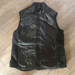 Brooks running vest women's black size large